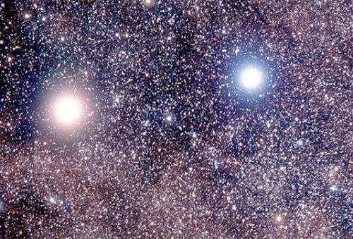 We won't reach Alpha Centauri until the 24th century...unless we have an energy breakthrough