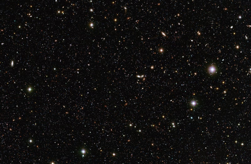 Move Over Hubble, There's a New Deep Field In Town