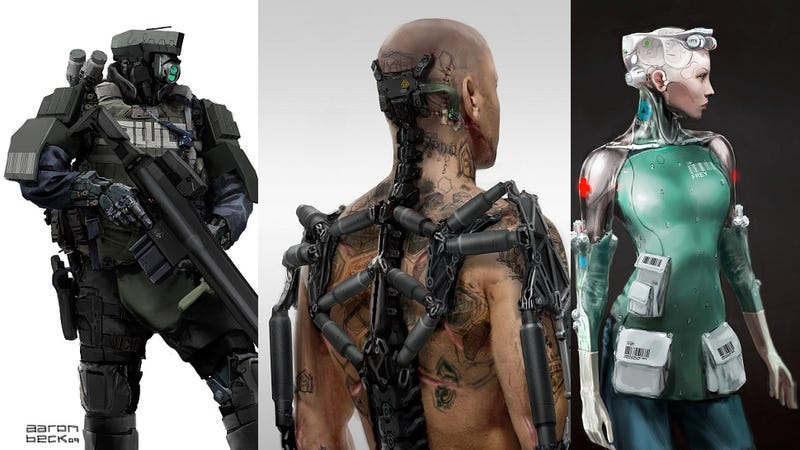 Designing Elysium: All The Secrets of Neill Blomkamp's Stark Future