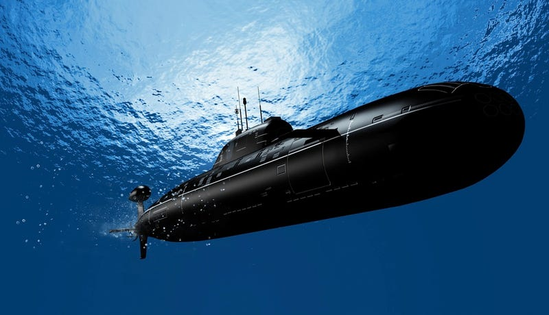 Billionaires are Ditching Their Yachts for Submarines