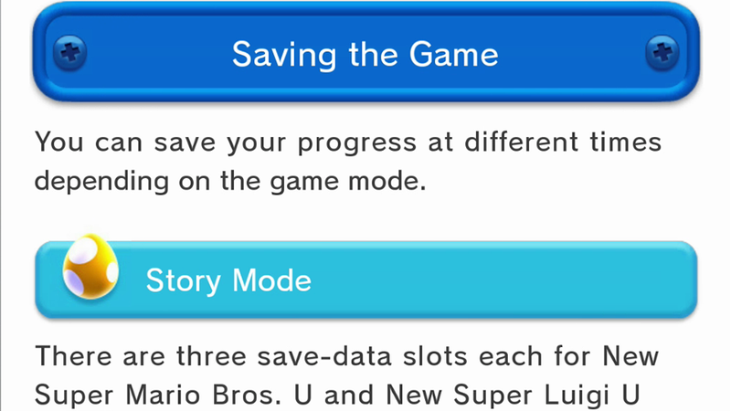 Nintendo Is Slowly Reinventing The Video Game Instruction Manual