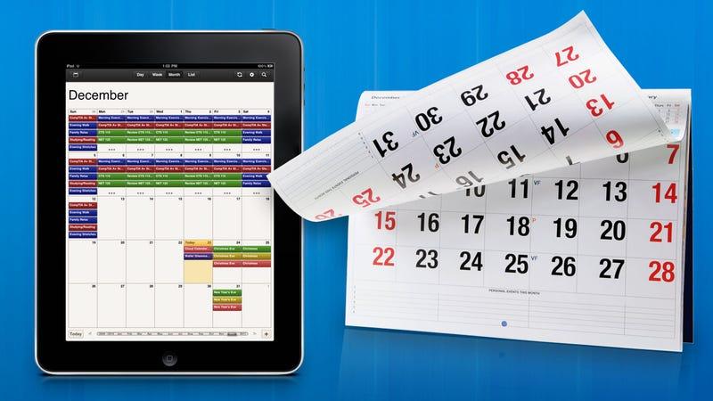 Do You Use a Paper or Digital Calendar?