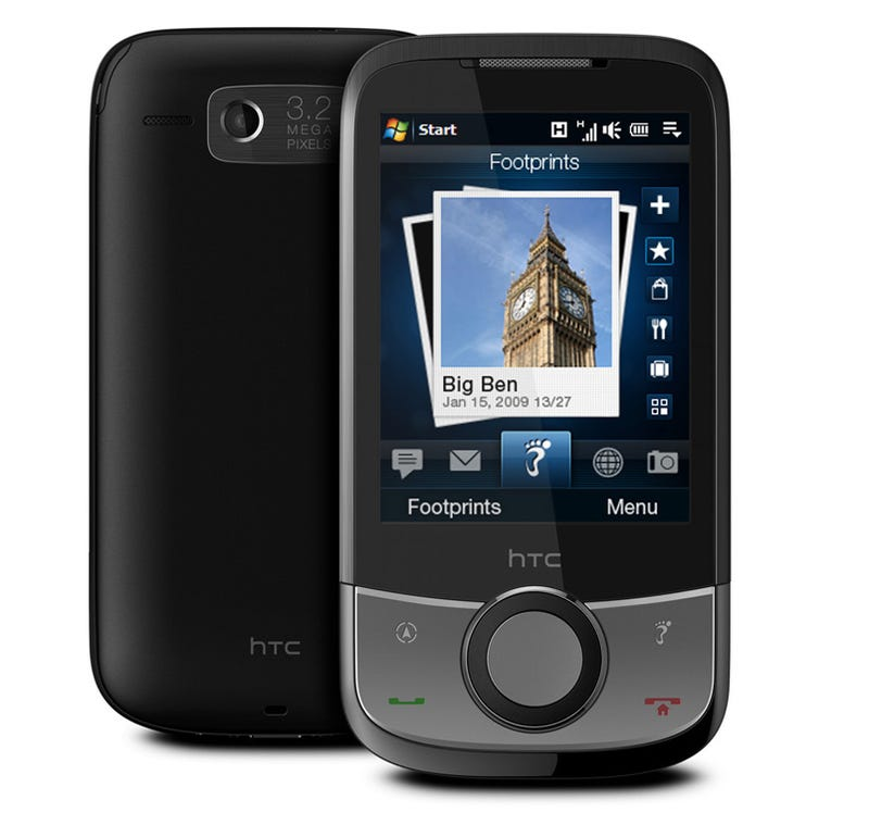Refreshed GPS-Centric HTC Touch Cruise Tracks Your Every Move
