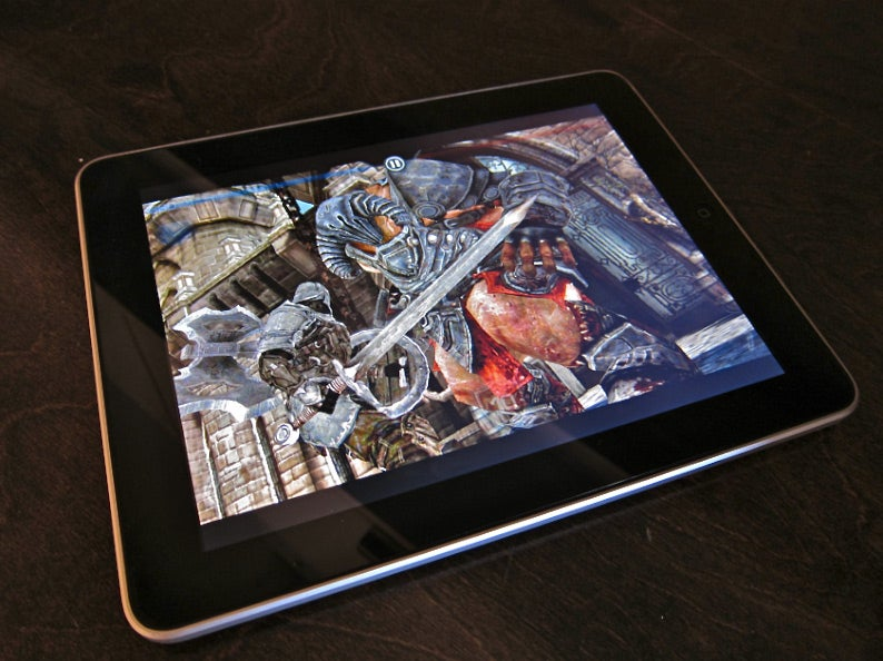Infinity Blade: An iOS Game Like You've Never Seen Before