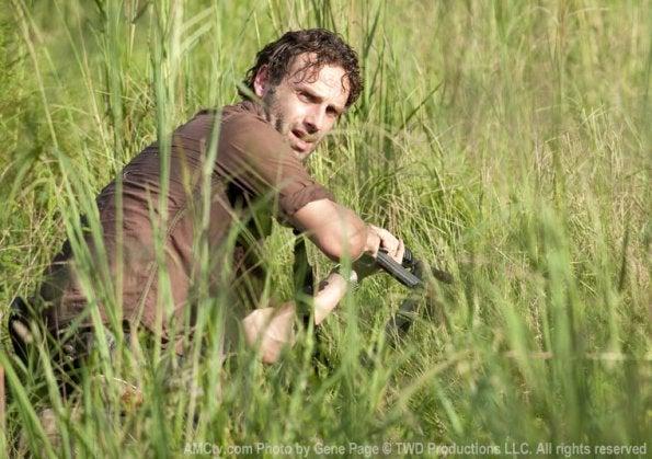 Walking Dead Episode 3.10 Promo Photos