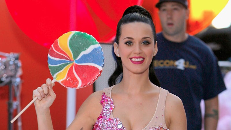 Katy Perry Has Some Bad News About Girl Scout Cookies