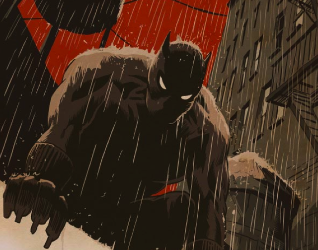 In comics, Black Panther takes over NYC and it's the end of Star Wars Legacy