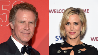 Here's the Poster for Will Ferrell and Kristen Wiig's Lifetime Movie