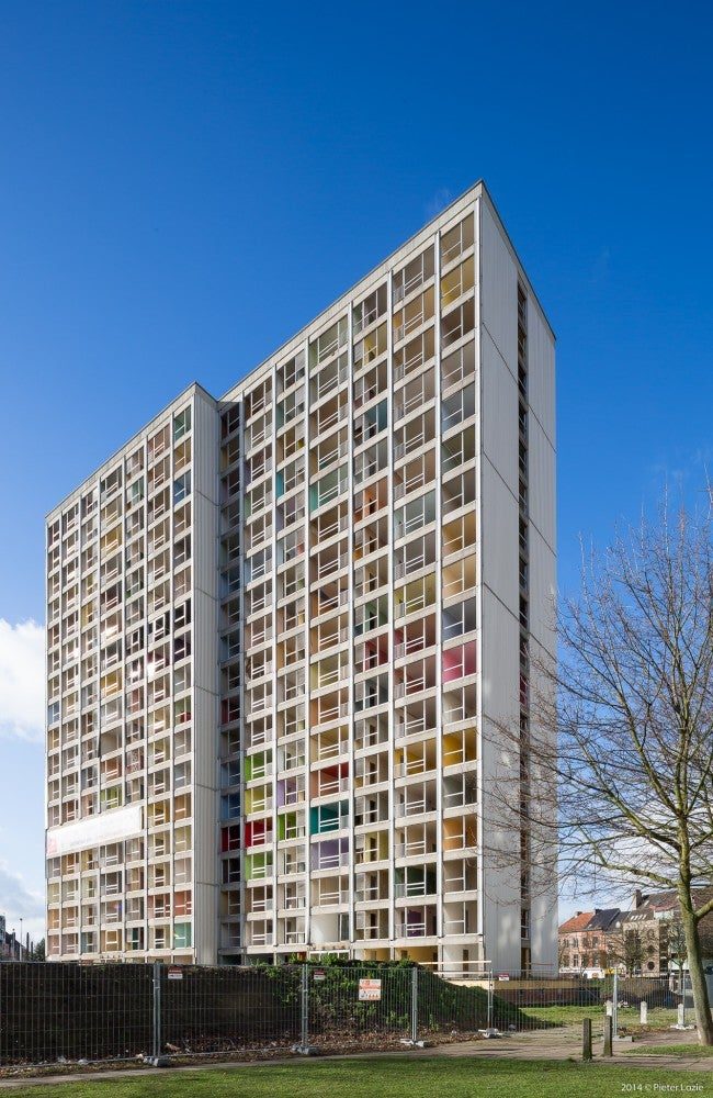 These Abandoned, Half-Demolished Towers Look Too Pretty to Destroy