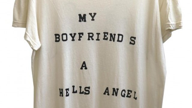 Hells Angels Suing Over T-Shirt That Says 'My Boyfriend's a Hells Angel'
