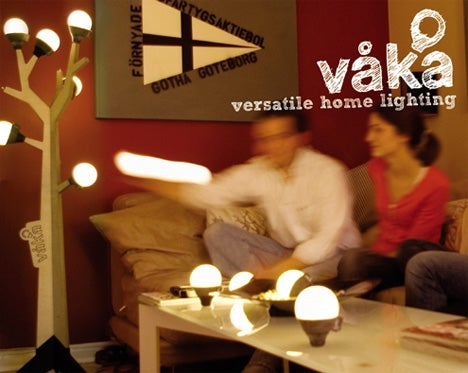 Vaka Squeezable Lightbulbs Can Be Charged And Taken Anywhere