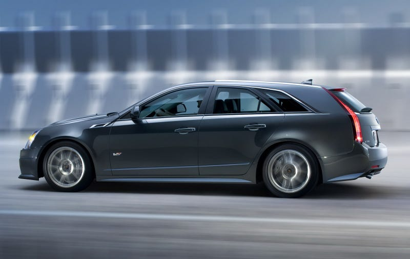 New 3rd gen CTS Vsport or new 2nd gen CTS-V?