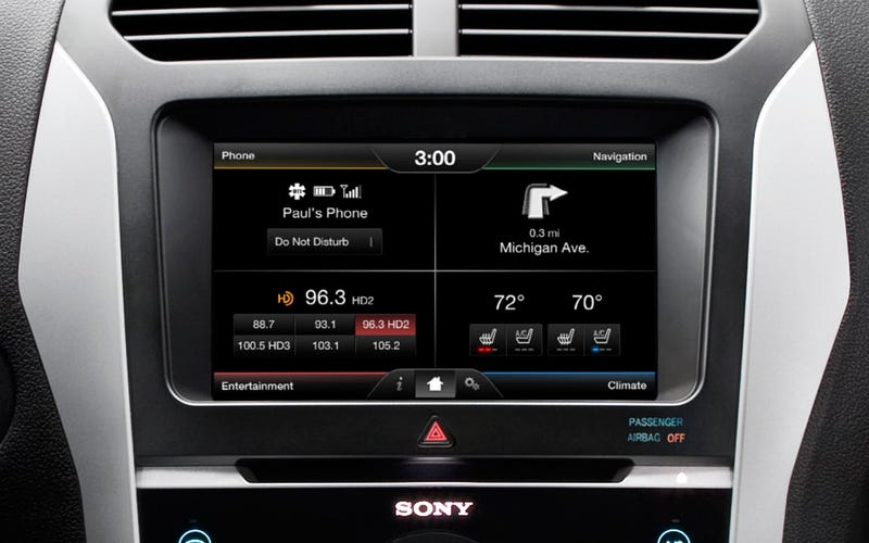 The Battle for the Automotive User Interface