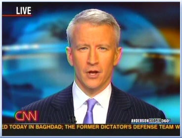 Anderson Cooper Headed to Broadway