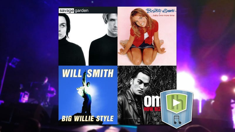 The 90s Guilty Pleasures Playlist