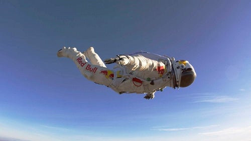 Felix Baumgartner's Pressure Suit Almost Ruined the Stratos Jump