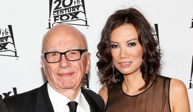 Rupert Murdoch's Ex-Wife Gets to Keep Their $44 Million Apartment