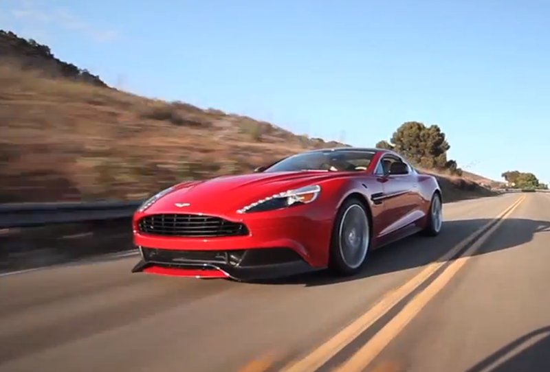 Video: 2014 Aston Martin Vanquish: An Aston Owner's Review