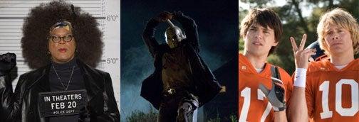 Madea And Jason Duel Over Lackluster Oscar-Weekend B.O.