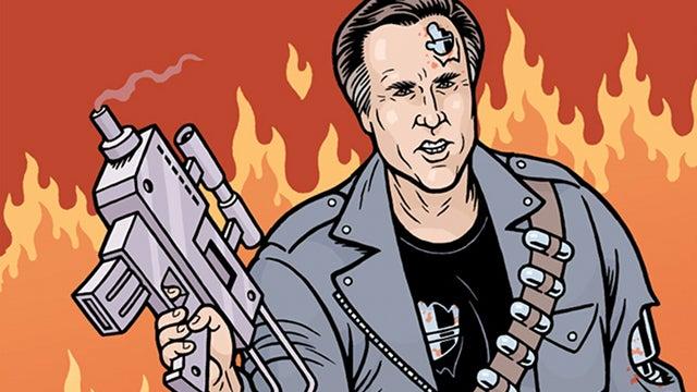 Stop calling Mitt Romney a cyborg!