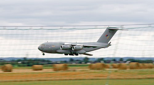 C-17 RC Model Airplane Can Probably Carry a Real Tank