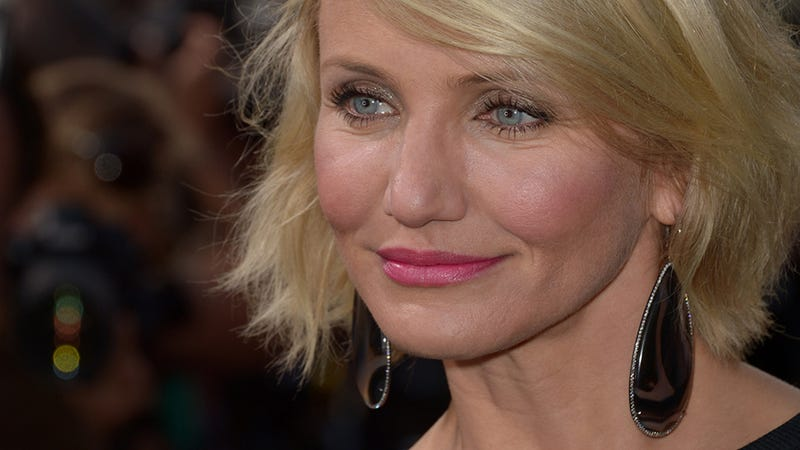 Cameron Diaz Is Pretty Sure Your Partner Will Cheat On You