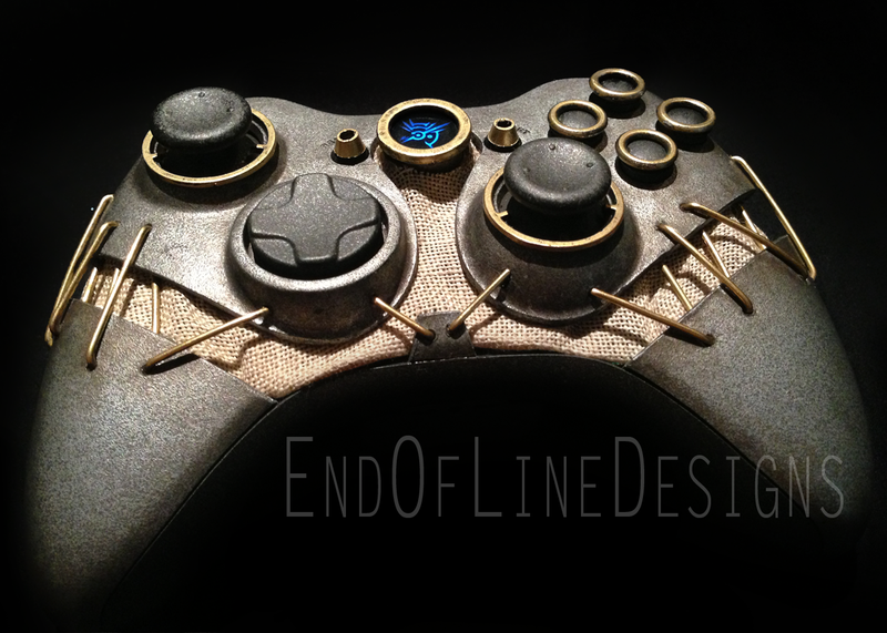 I Would Invisibly Kill A Man With Rats To Get My Hands On This Dishonored Control Pad