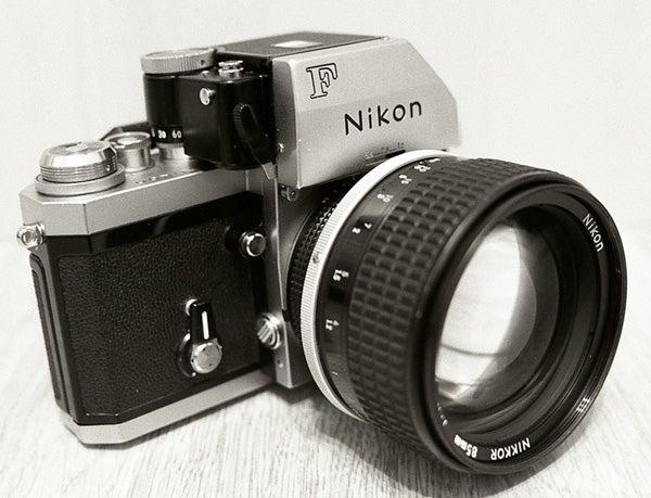 Happy 50th Birthday, Nikon F Mount