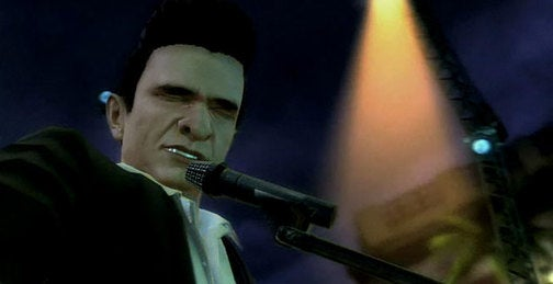 Johnny Cash Is In Guitar Hero 5