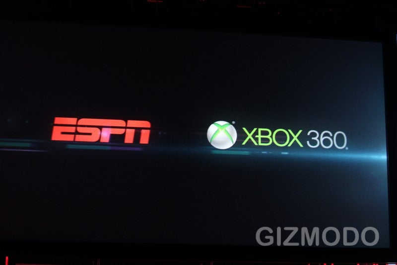 ESPN on Xbox 360 is Free For Gold Members (Updated)