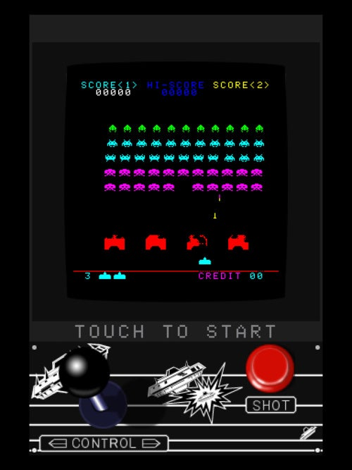 Space Invaders Hits the iPad With a Bar-Top Twist And Secrets