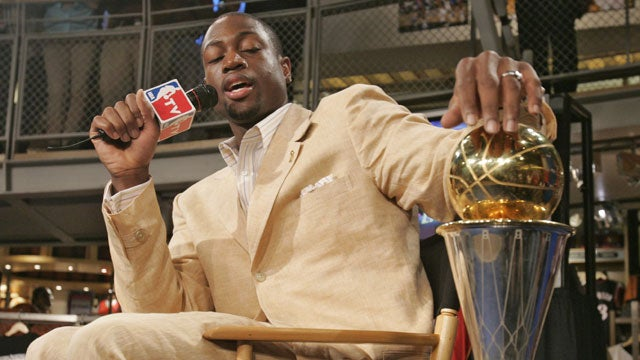 Was Dwyane Wade Hacked By Angry Mavericks Fans?