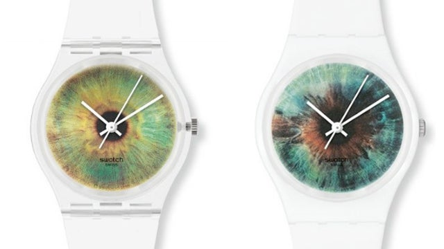 Swatch Straps a Third Eye Onto Wrists