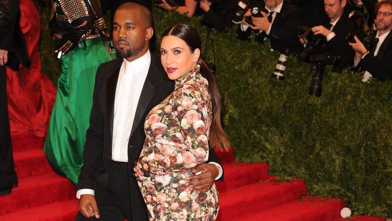 Kim Kardashian Just Had A Baby