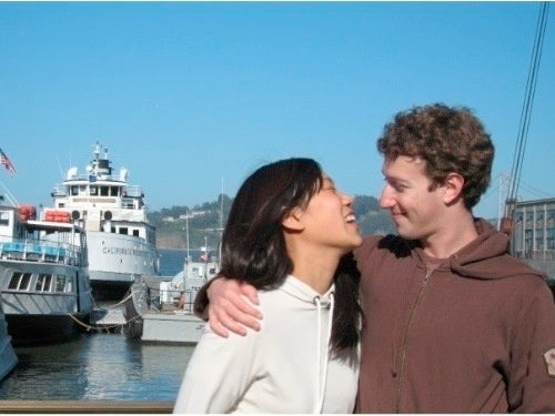 Facebook CEO's Private Photos Exposed by the New 'Open' Facebook