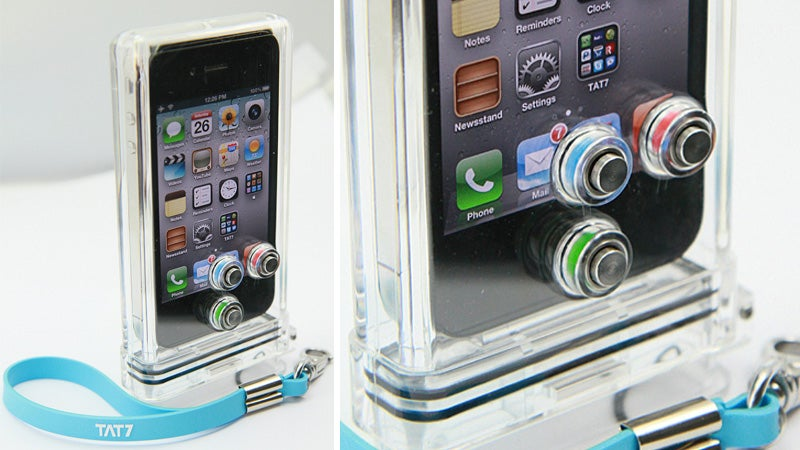Underwater iPhone Case Only Lets You Use the Camera App