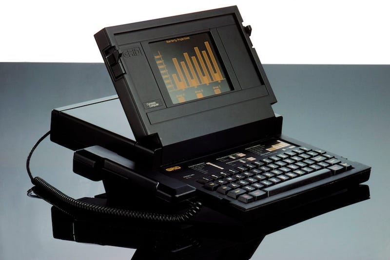 Father of the World's First Laptop Snags Top Design Award