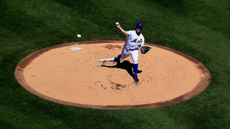 How R.A. Dickey Fixed His Own Glitches And Found One In Baseball