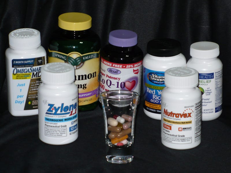 Americans Have No Idea Whether Their Supplements Will Kill Them