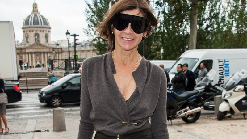 Carine Roitfeld Is Headed to Harper's Bazaar