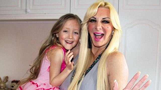 Human Barbie Puts Liposuction Voucher In 7-Year-Old Daughter's Christmas Stocking
