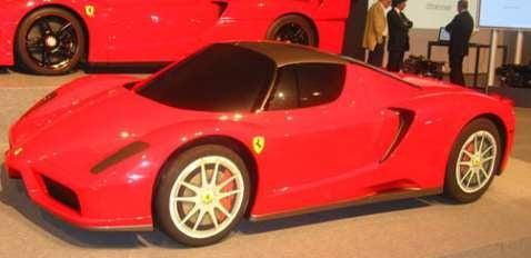 "A 900 HP Ferrari ""Millechili"" Will Make The Enzo Look Like Chopped Liver"