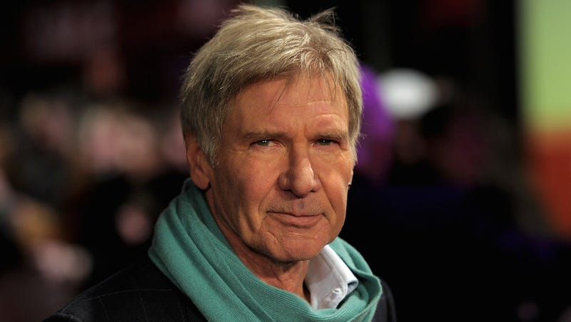 Harrison Ford Actually Broke His Damn Leg on the Star Wars Set
