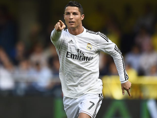 Ancelotti thinks Cristiano Ronaldo is Real Madrid's Leader