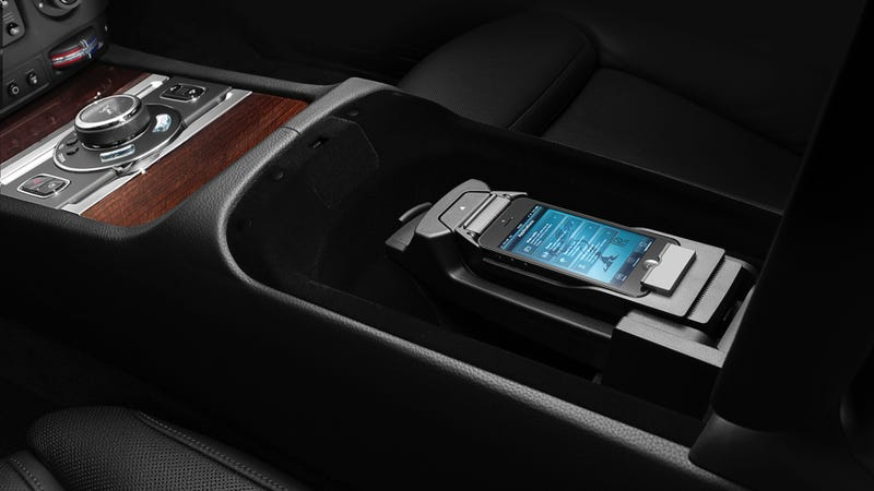 The Rolls-Royce Ghost, Updated For Poor Old Venture Capitalists