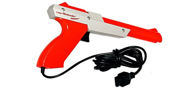 What's the Best Video Game Peripheral Ever?