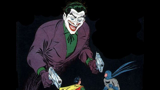 R.I.P. Jerry Robinson, Creator of Batman's Nemesis, the Joker
