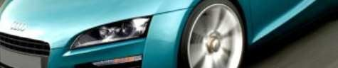 Over the Back Fence: An Audi R4?