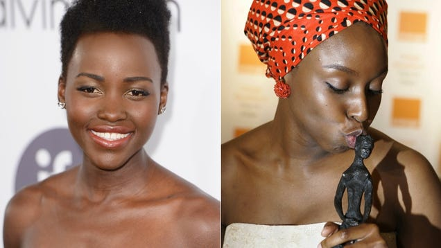 Lupita Nyong'o Options the Film Rights to Americanah