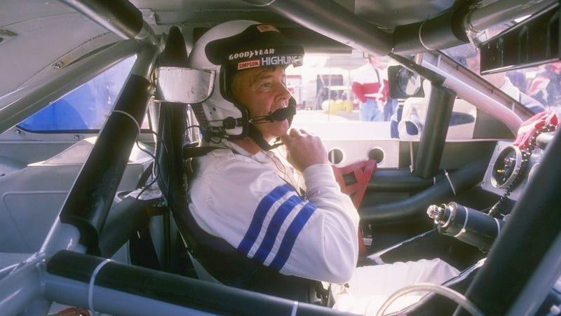 Former NASCAR Driver Dick Trickle Dead In Apparent Suicide